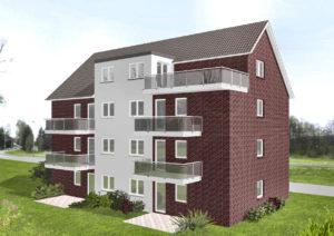 Siebenfamilienhaus Kreyenbrück