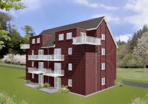 Achtfamilienhaus Kreyenbrück
