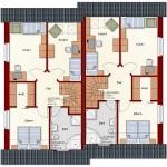 Doppelhaus Schaumburg - Dachgeschoss