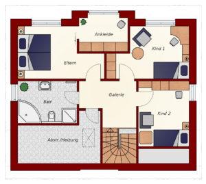 Einfamilienhaus Stralsund - Dachgeschoss
