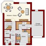 Einfamilienhaus Wismar - Erdgeschoss