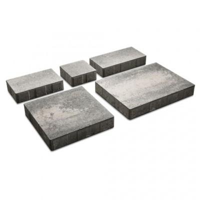 Tacano grau-schwarz