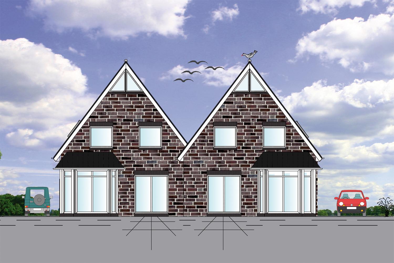 Edewecht - Breeweg - Terrassenansicht
